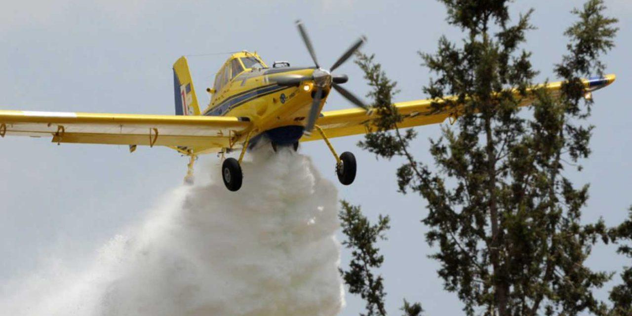 Israel extinguished over 1,000 fires last week