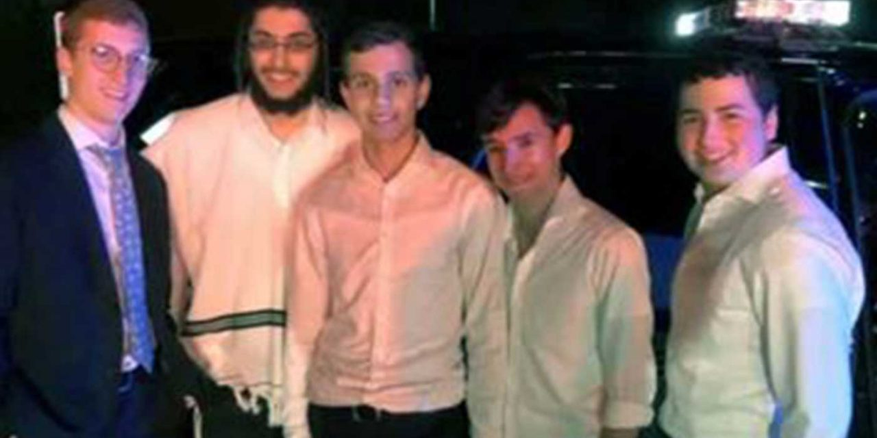 Jewish teens save man with Nazi tattoo from drowning in US