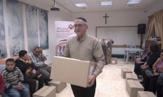 MUST WATCH: How Jews are helping suffering Christians in Bethlehem