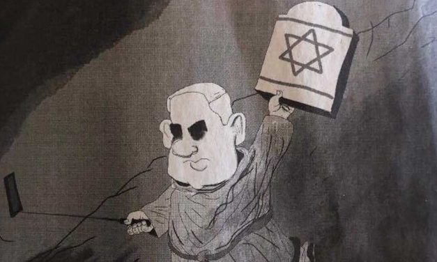 Second anti-Semitic picture published in New York Times on day of synagogue shooting