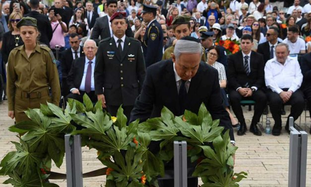 How Israel remembered the Holocaust in 2019