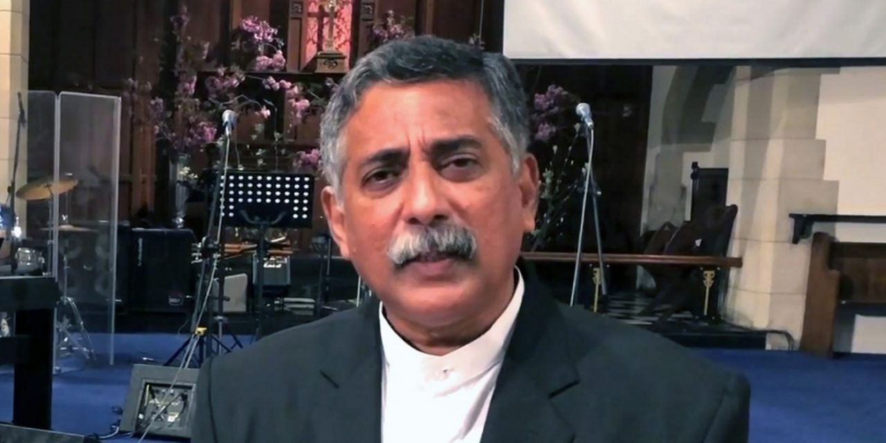 """We forgive the terrorists"" says Pastor of bombed Sri Lankan church"