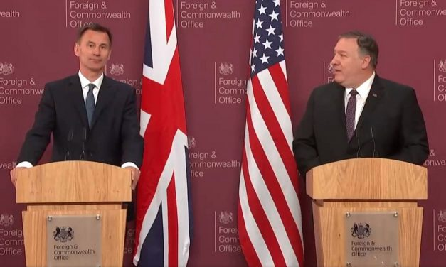 "Hunt warns Iran of ""consequences"" if it honours 60-day ""unwelcome"" ultimatum"
