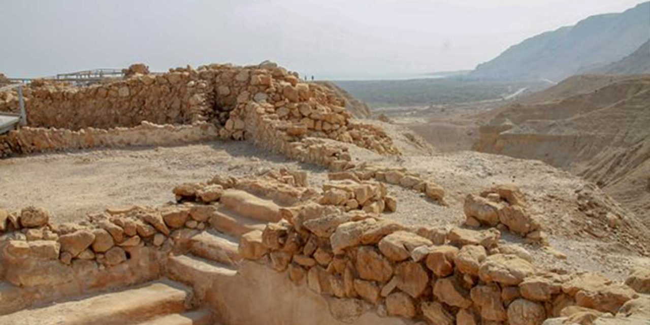 "Palestinian Authority says Israel's archaeological digs in Judea and Samaria are ""a crime"""