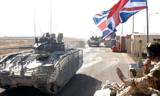 "UK raises threat level for personnel in Iraq, Saudi and Qatar due to ""heightened risk from Iran"""