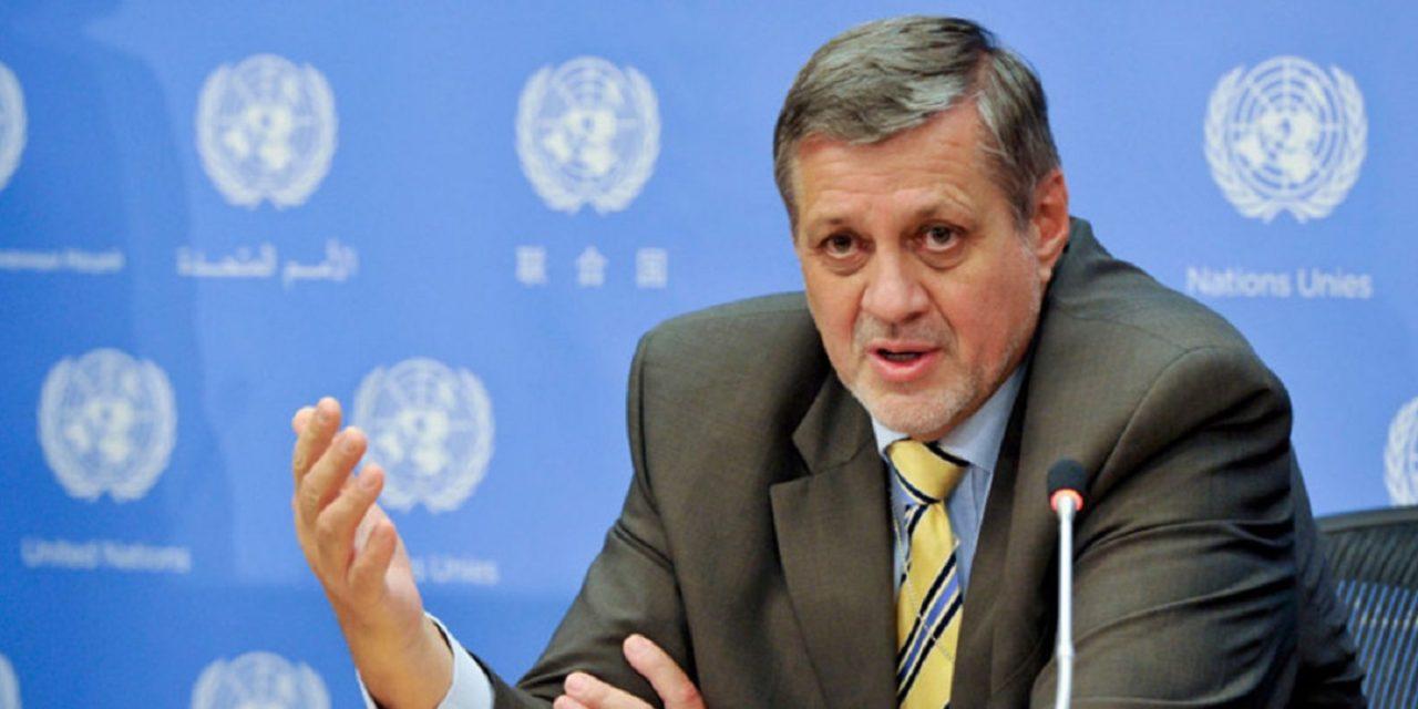 UN official praises Hezbollah deputy leader; recommends his book
