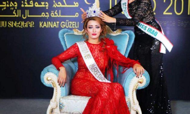 Former Miss Iraq slams Hamas for using human shields