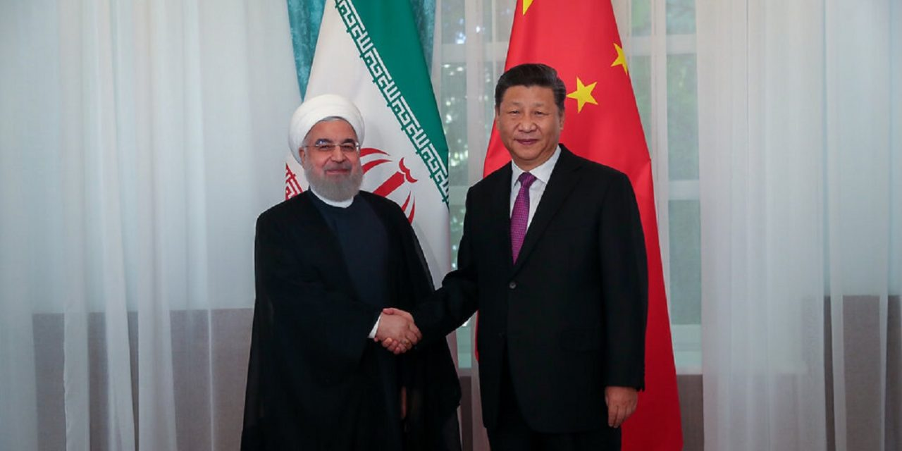 China vows to strengthen ties with Iran after attack on oil tankers