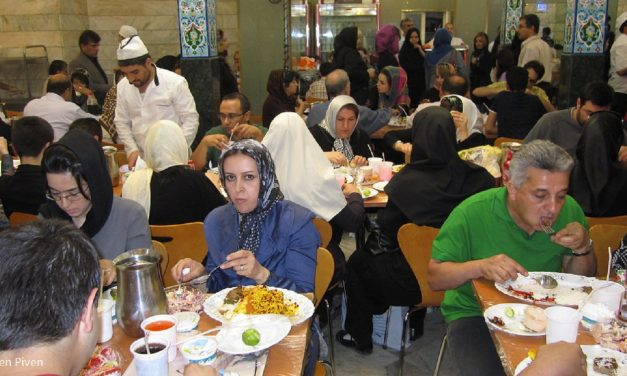 Iranian regime closes 547 restaurants for breaking 'Islamic principles'