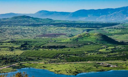 The Golan Heights are part of Israel historically, Biblically and legally
