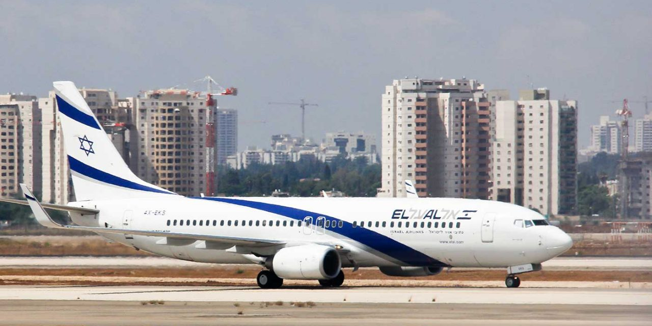 First Israel-UAE commercial to take off on Monday