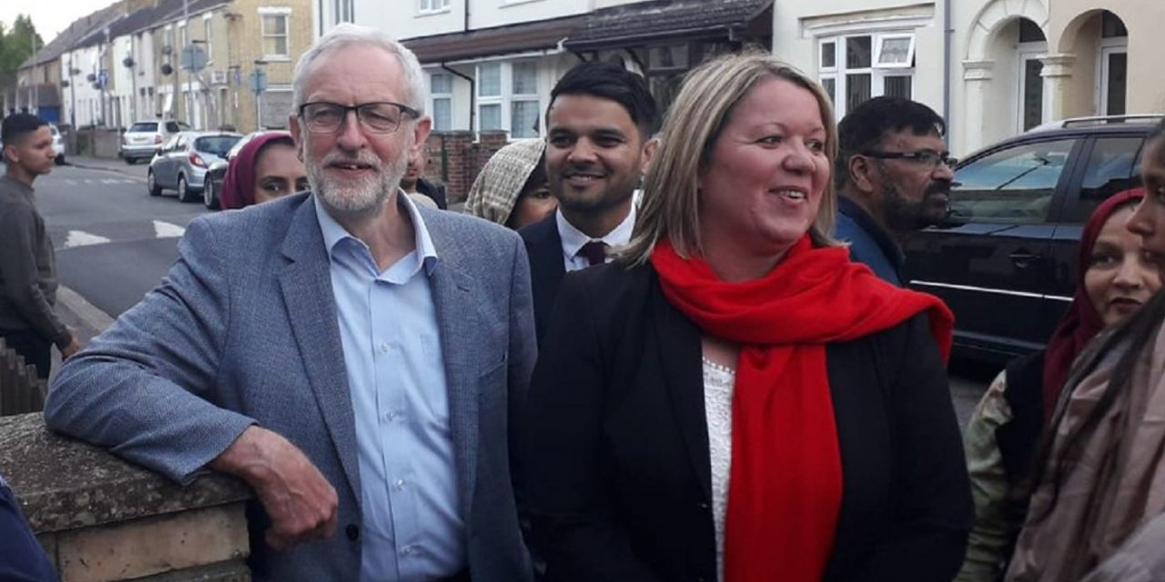 Labour's candidate for Peterborough by-election endorsed anti-Semitic posts