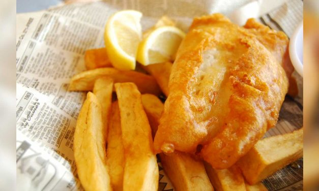 The Jewish roots of fish and chips