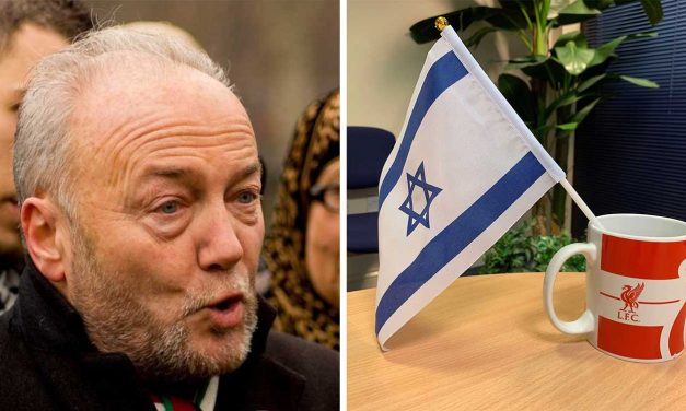 George Galloway sacked from Talk Radio after anti-Semitic Israel tweet
