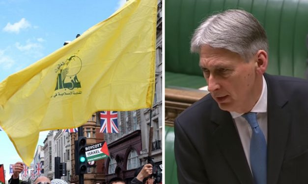 Silence over London explosives stockpile raises serious questions about Iran Deal and delay in banning Hezbollah
