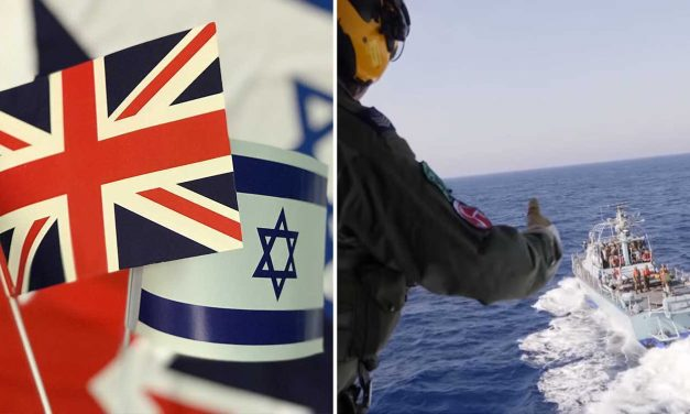 British RAF visits Israel; trains with IAF in marine search and rescue