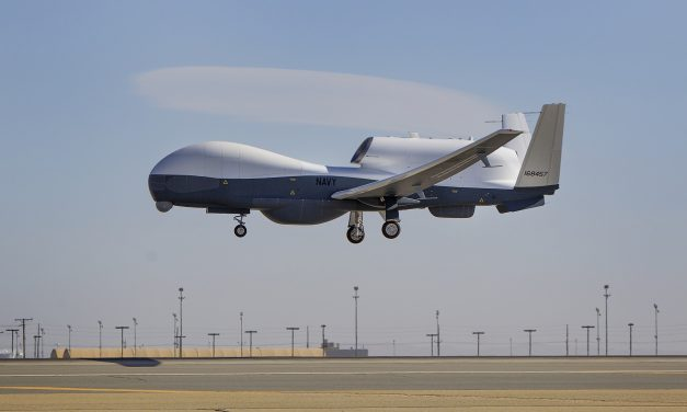 Iran shoots down US Navy's unmanned aerial aircraft