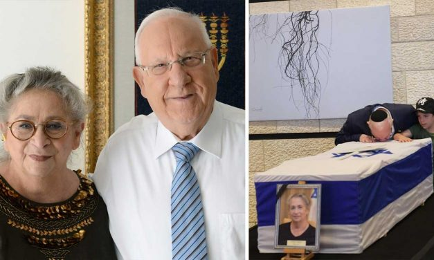 Israel mourns as first lady Nechama Rivlin, wife of Israel's President, dies one day before 74th Birthday