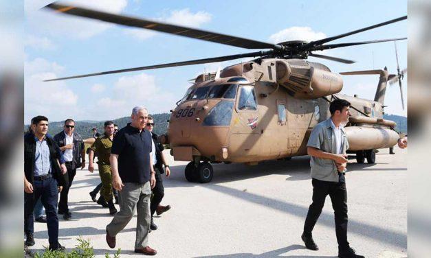 "Netanyahu to Israel's enemies: ""IDF has very great power… don't test us"""