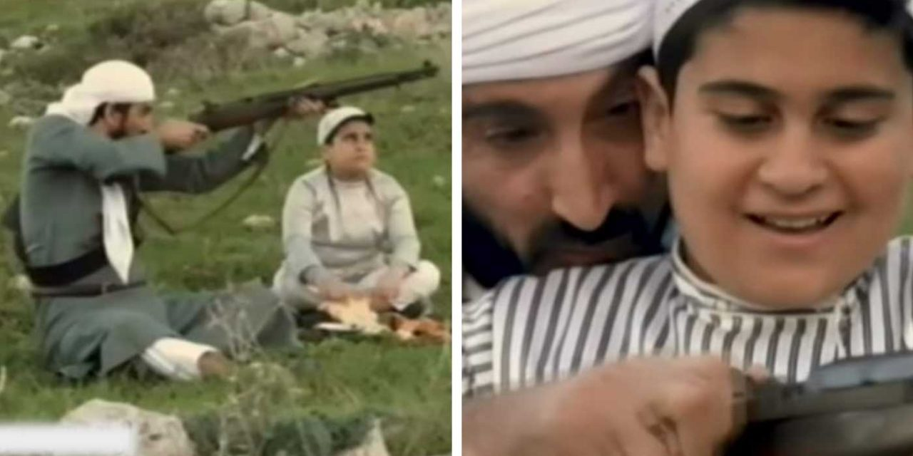 """PA TV drama depicts child learning to """"shoot Jews""""; character says """"the British are a snake"""""""
