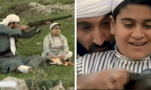 "PA TV drama depicts child learning to ""shoot Jews""; character says ""the British are a snake"""
