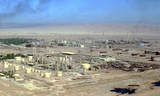 US oil giant hit by rocket attack in Iraq