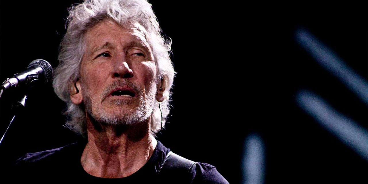 "Roger Waters smears Israeli public with false story about ""chilling"" crowd reaction"