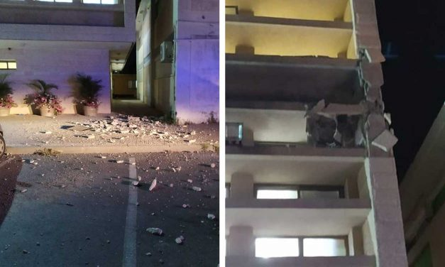 Hamas rocket hits Israeli classroom; students lives saved after it failed to explode