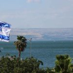 After years of drought, the Sea of Galilee is rising once again due to winter rains