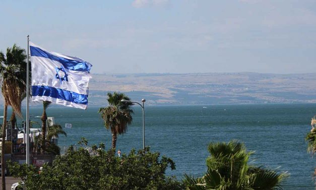 Israel sees blessing of rain as Sea of Galilee almost at full capacity
