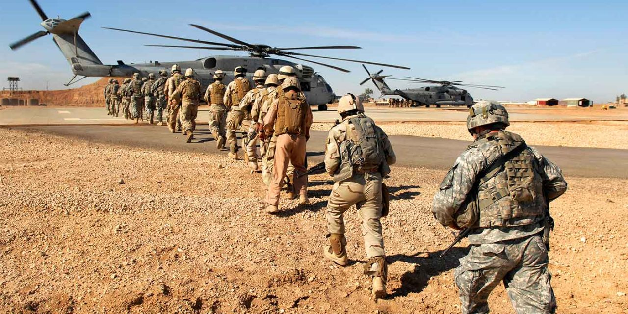 US deploying 1,000 more troops to Middle East as Iran tensions soar