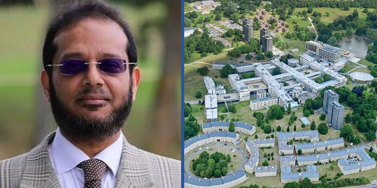 University of Essex sacks professor accused of anti-Semitic, Holocaust-denying posts