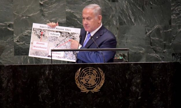 UN's atomic agency finds nuclear material at Iran site exposed by Netanyahu last year