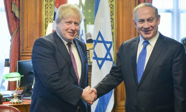 Netanyahu sends congratulations to Boris on birth of son