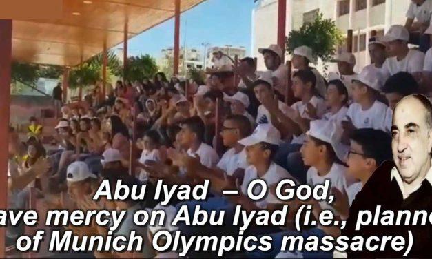 Bethlehem summer camp teaches children to honour terrorist leaders from Fatah and Hamas
