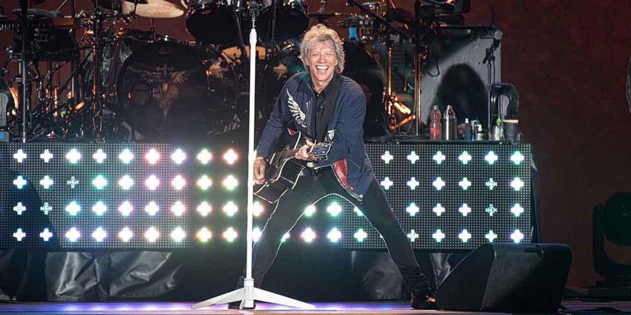 "Bon Jovi performs in Israel, tells boycotters ""I chose Israel – no one will cancel my show"""