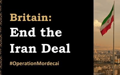 Britain: End the Iran Deal – Sign the Petition