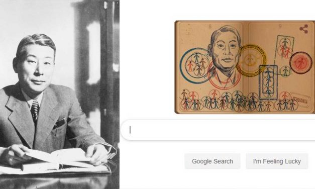 Google honours Japanese diplomat who saved thousands of Jews in the Holocaust