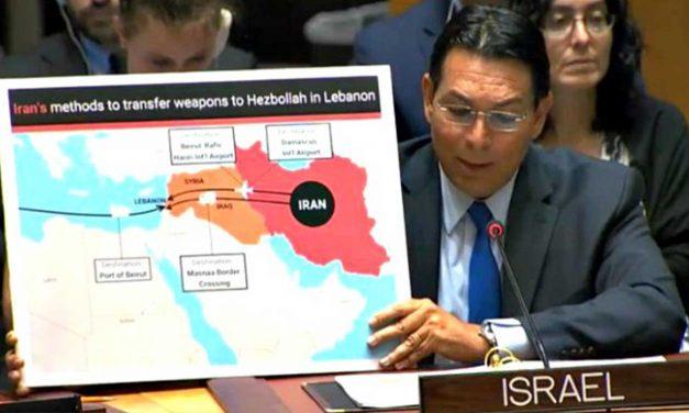 Israel reveals Iran-Hezbollah weapons smuggling into Lebanon using civilian ports