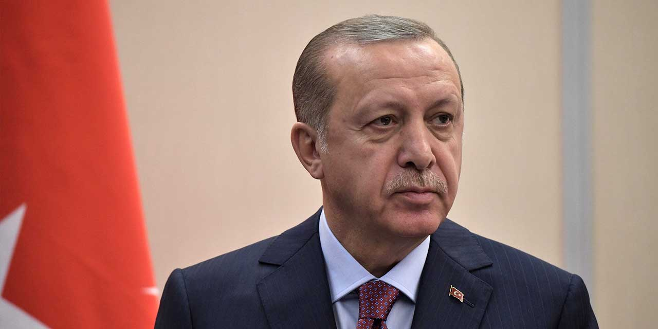 """Whoever is on Israel's side, let everyone know we are against them"" says Turkey's President Erdogan"