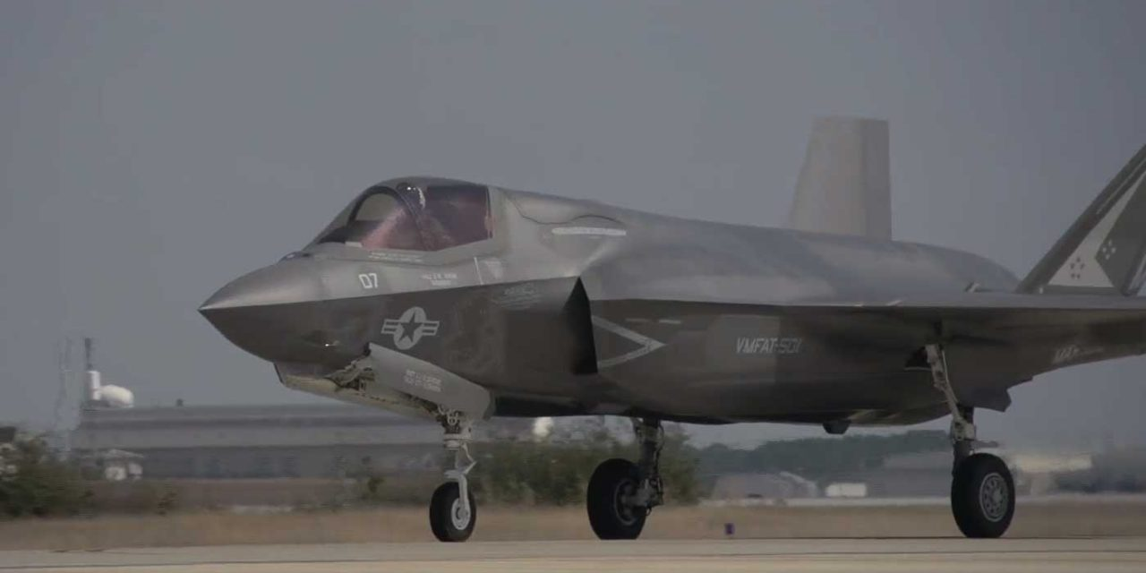 US removes Turkey from F-35 programme over fears Russia may learn secrets