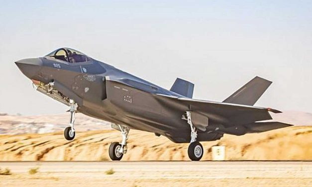 Israel strengthens Air Force with two new F-35 fighter jets as tensions rise in region