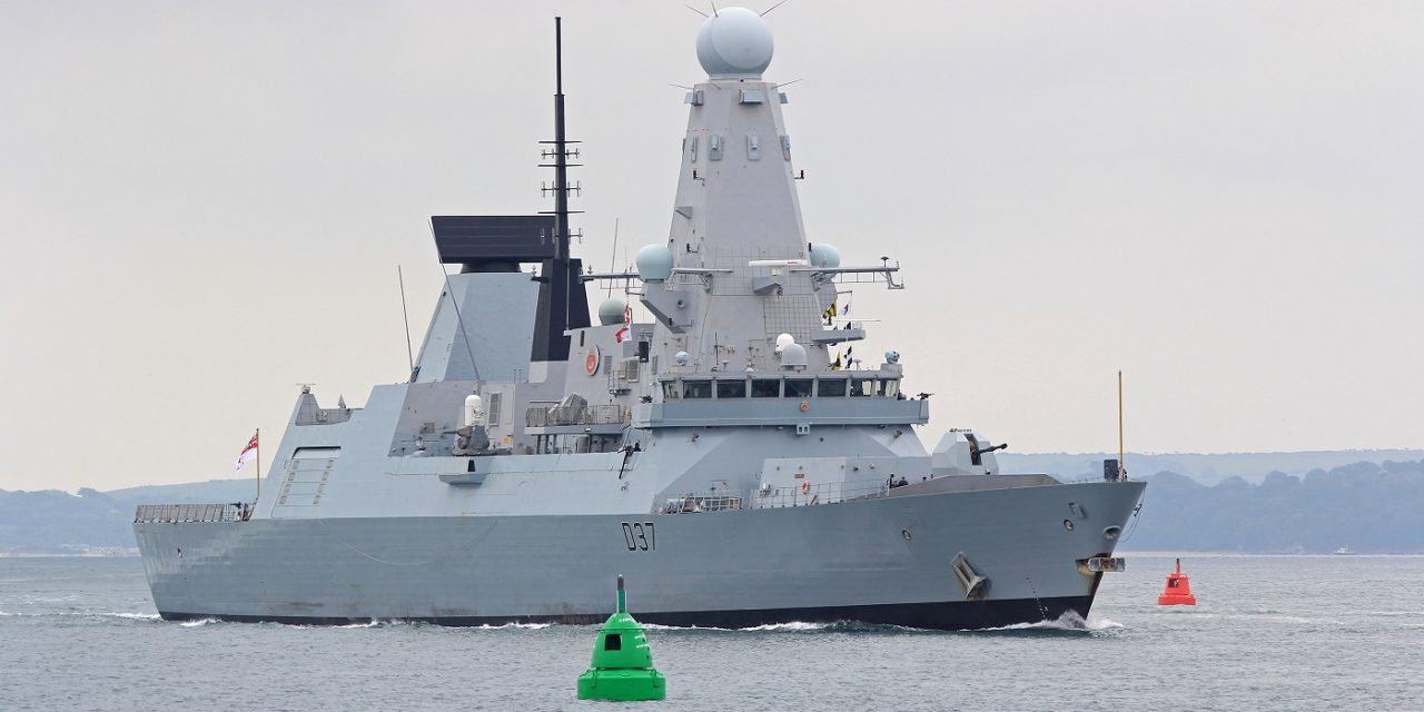 UK sends second warship to Gulf after further threats from Iran