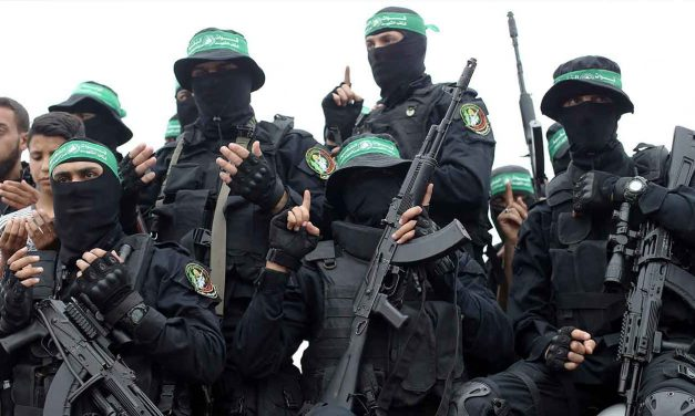Palestinians demand Hamas stops storing weapons in civilian areas