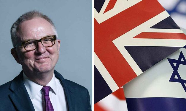 UK appoints trade minister to Israel to strengthen ties