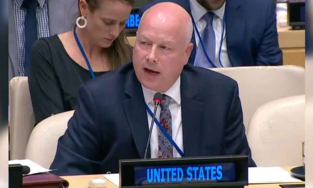 US blocks UN resolution condemning Israel over house demolitions