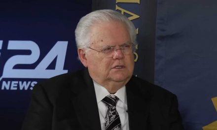 Watch: Pastor John Hagee explains the threat of Iran to Israeli media