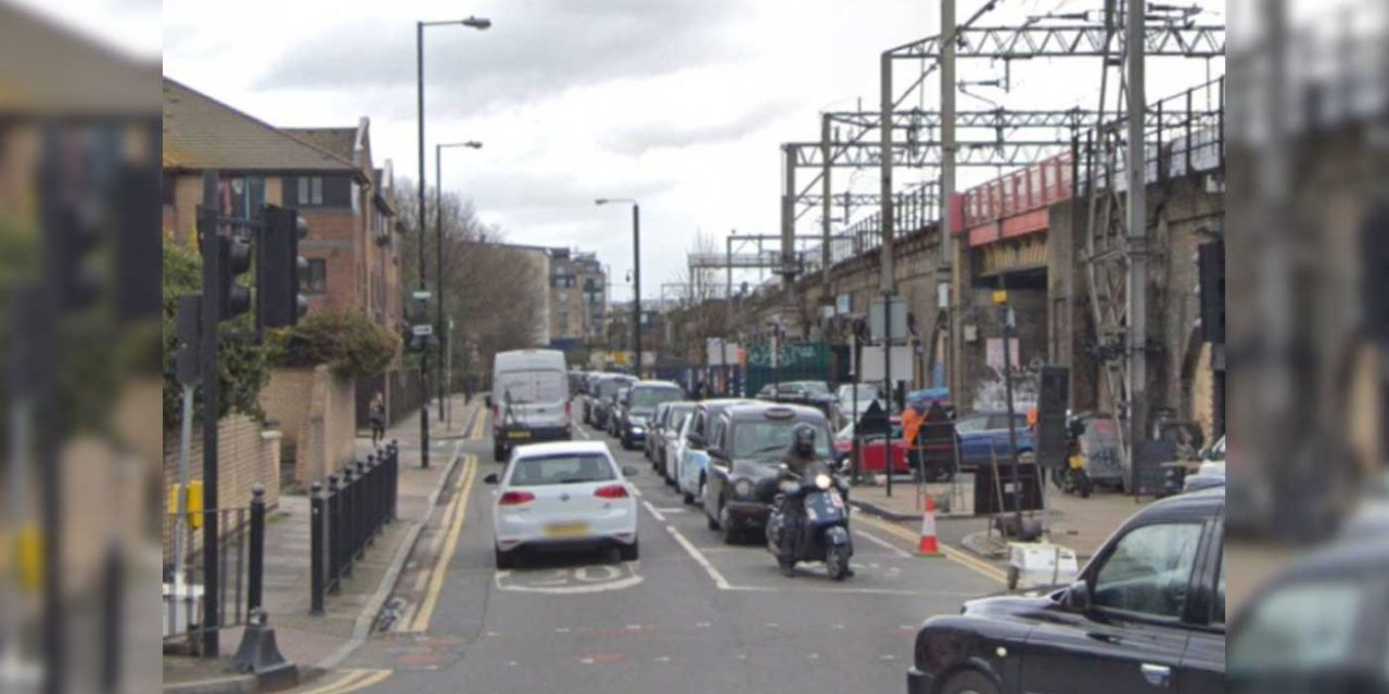 London: Man arrested carrying knife after suspected anti-Semitic incident in Bethnal Green