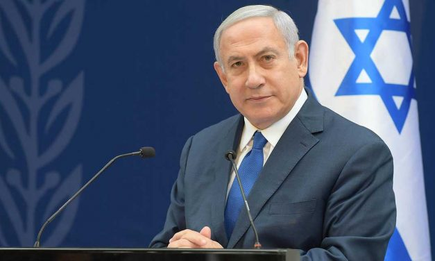Netanyahu nominated for Nobel Peace Prize by former winner