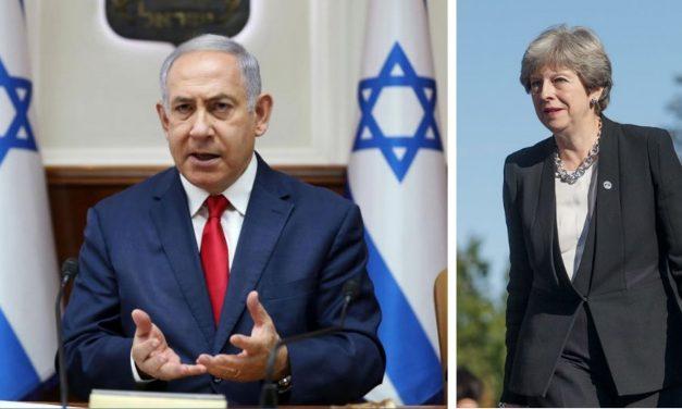 """""""Britain…where are you?"""" says Netanyahu as Iran breaches nuclear deal AGAIN"""
